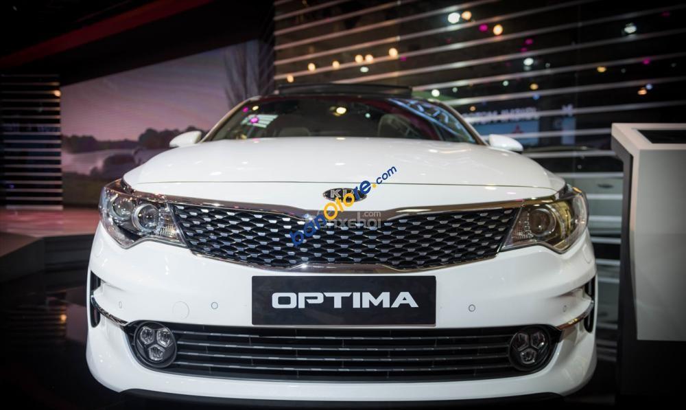 Bán Kia Optima 2018, giá liên hệ