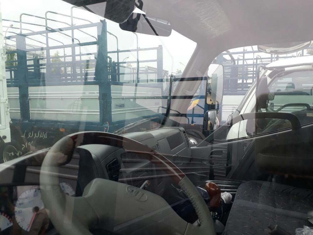 Cần bán xe Thaco Ollin đời 2017, màu xanh