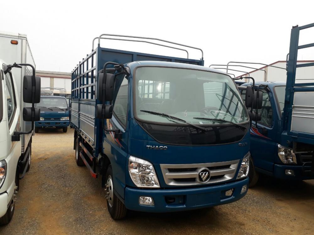 Giá xe tải 5 tấn Trường Hải