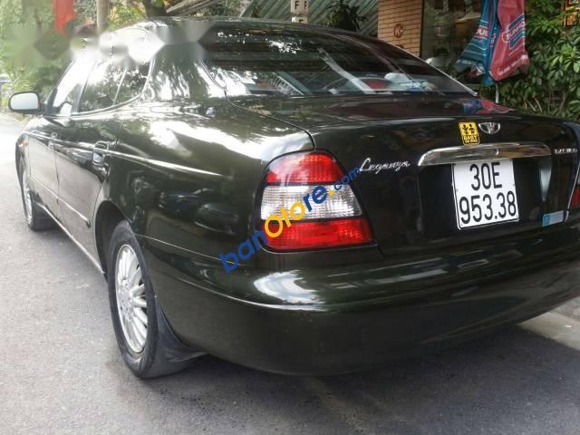 Xe Daewoo Leganza 2.0 năm 2000, màu đen chính chủ