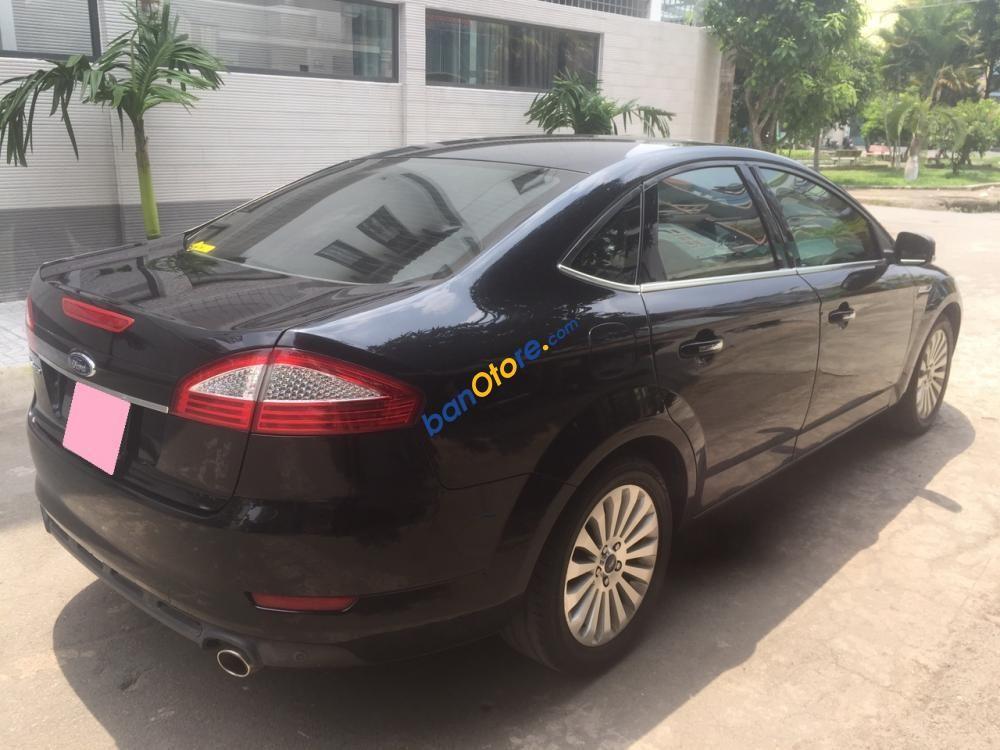 Bán xe Ford Mondeo 2.3AT sản xuất năm 2014, màu đen còn mới