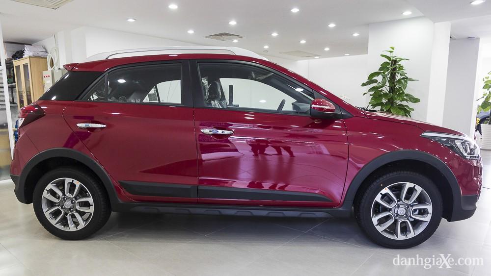 Hyundai I20 Active Đà Nẵng, LH: Tùng Nguyễn 0906.409.199