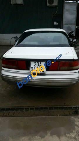 Xe Daewoo Prince năm sản xuất 1996, màu trắng, xe nhập