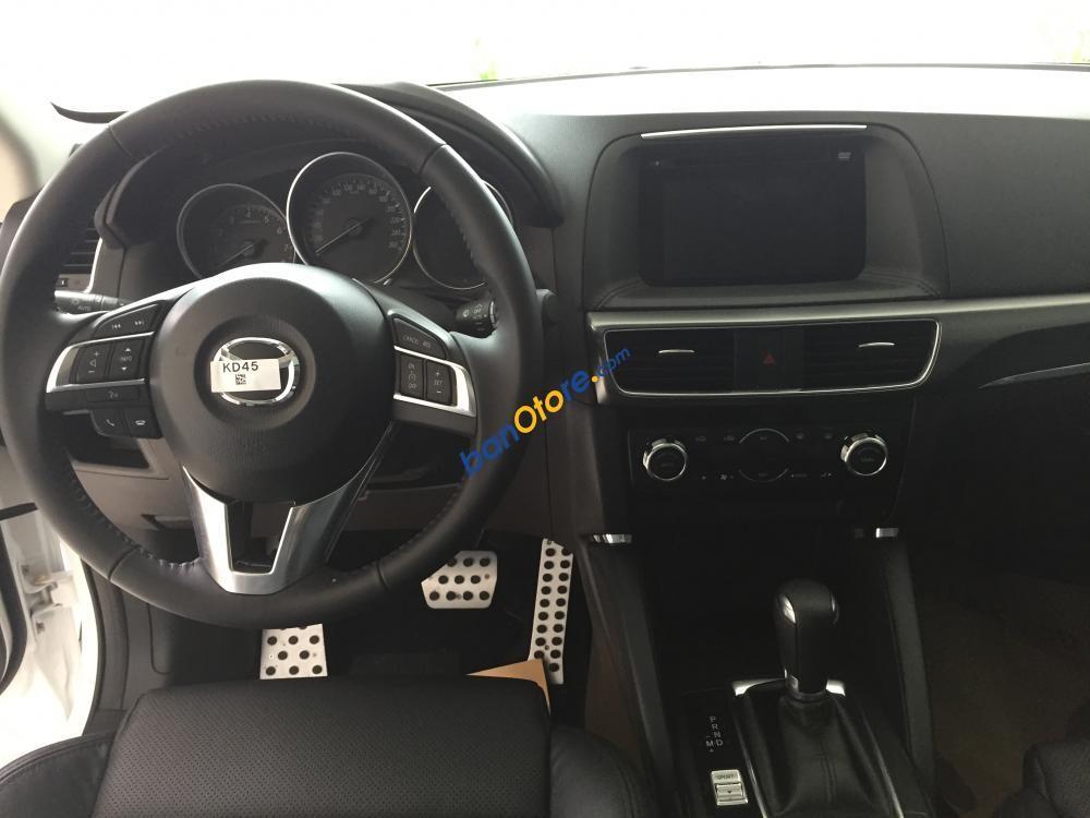 Bán Mazda CX 5 Facelift năm sản xuất 2017, màu trắng, giá tốt