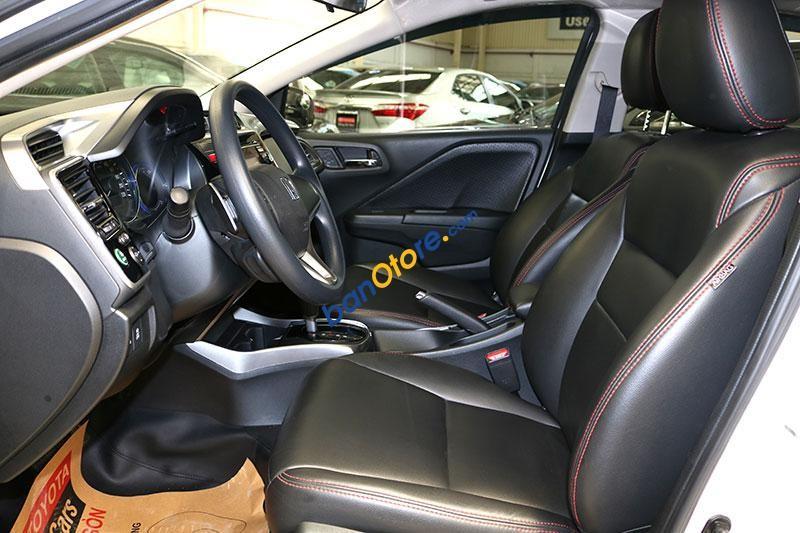 Bán Honda City năm sản xuất 2015, màu trắng giá cạnh tranh