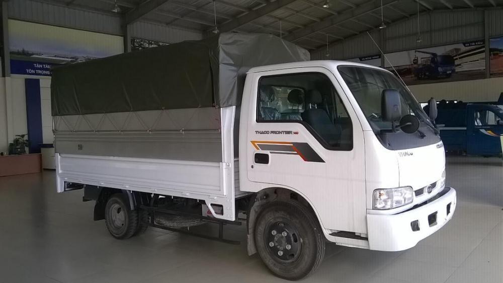 Bán Kia K165 tải 2.4 tấn có các loại thùng lửng, mui bạt, kín - liên hệ 0984694366