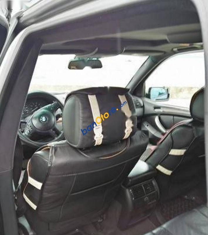Cần bán BMW X5 sản xuất 2003, nhập khẩu số tự động