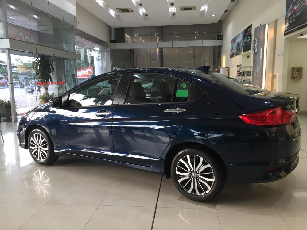 HN - Bán ô tô Honda City 1.5 V - TOP đời 2018, màu xanh, giá tốt nhất miền Bắc. LH: 0903.273.696