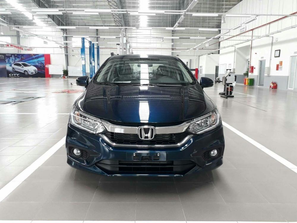 Honda City new 2019 1.5 V - CVT xanh đậm, nâng tầm đẳng cấp. LH 0903.273.696