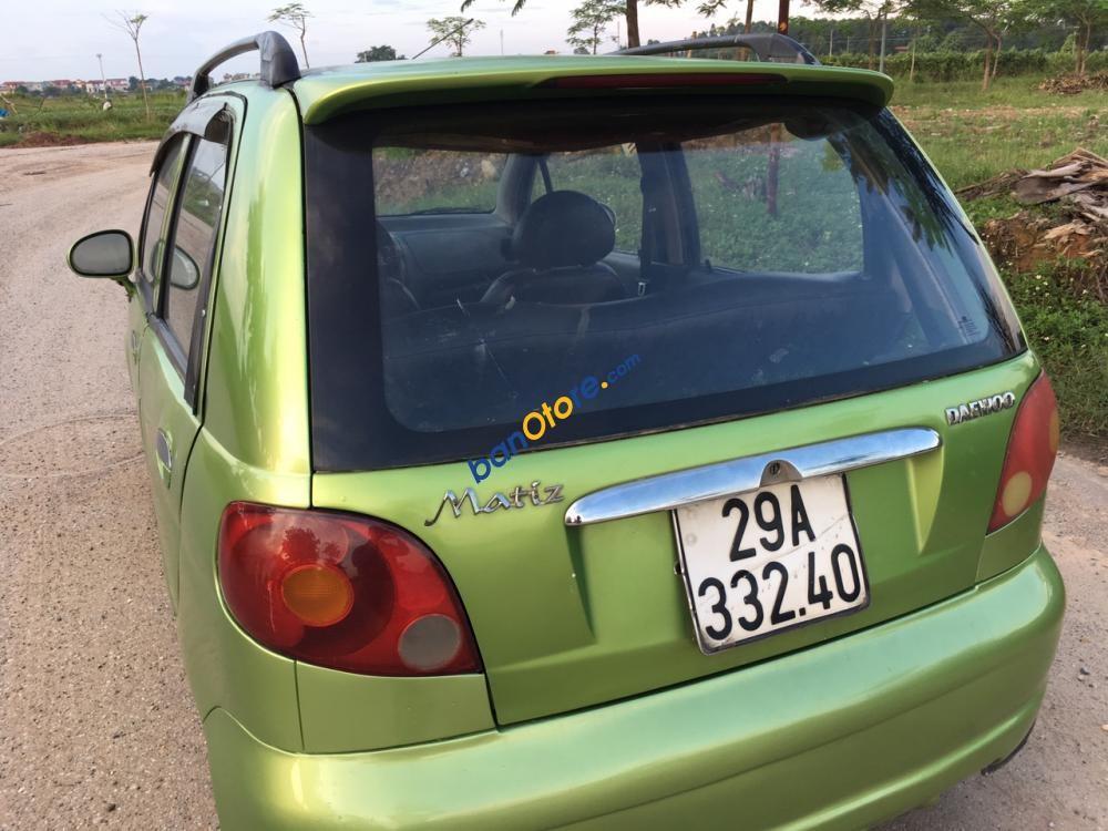Cần bán xe Daewoo Matiz SE năm 2008, 74 triệu