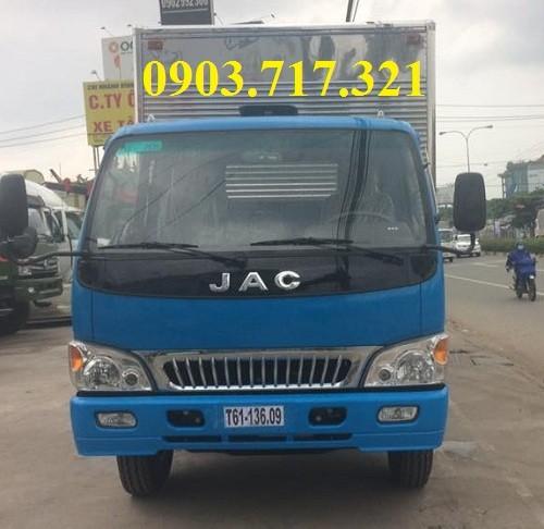 Đại lý xe tải Jac 6T4/ 6.4T thùng dài 6m2. Xe tải Jac 6T4 - HFC1083K