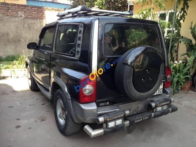 Bán Daewoo Karando năm 1999, màu đen, nhập khẩu nguyên chiếc