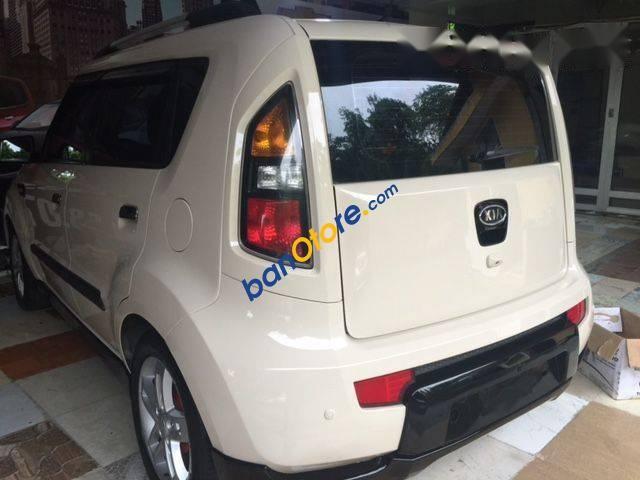 Cần bán xe Kia Soul năm 2008, màu kem (be), nhập khẩu chính chủ, 350tr