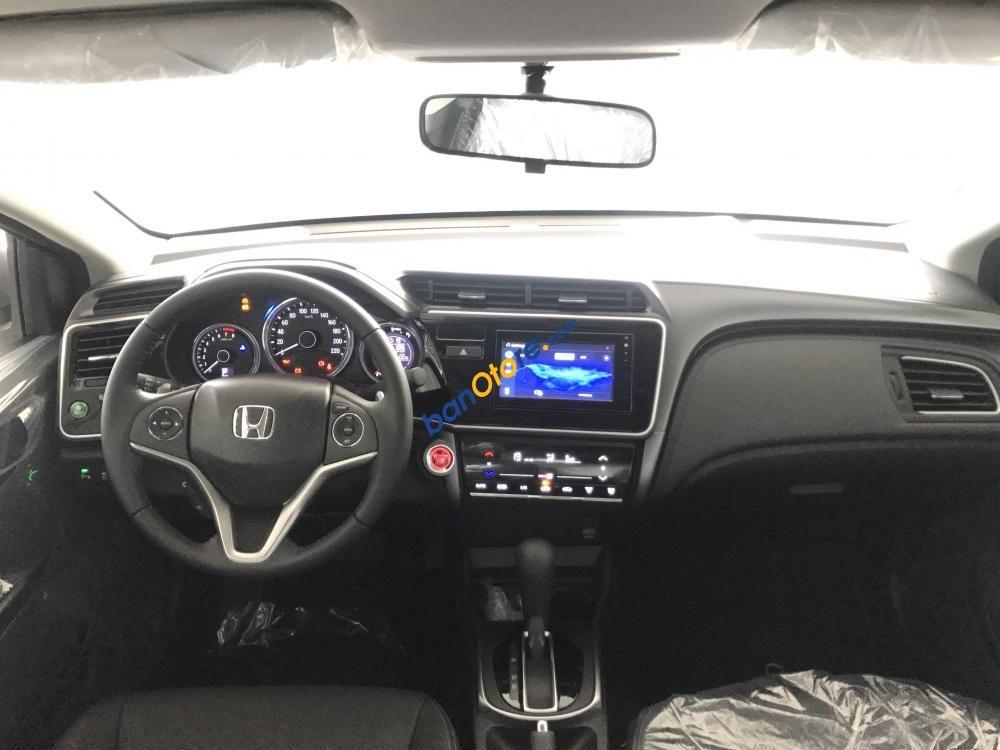 Cần bán xe Honda City 1.5V-CVT năm 2017, màu đỏ