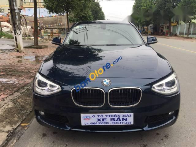 Bán BMW 1 Series 116i sản xuất 2014, nhập khẩu còn mới giá cạnh tranh