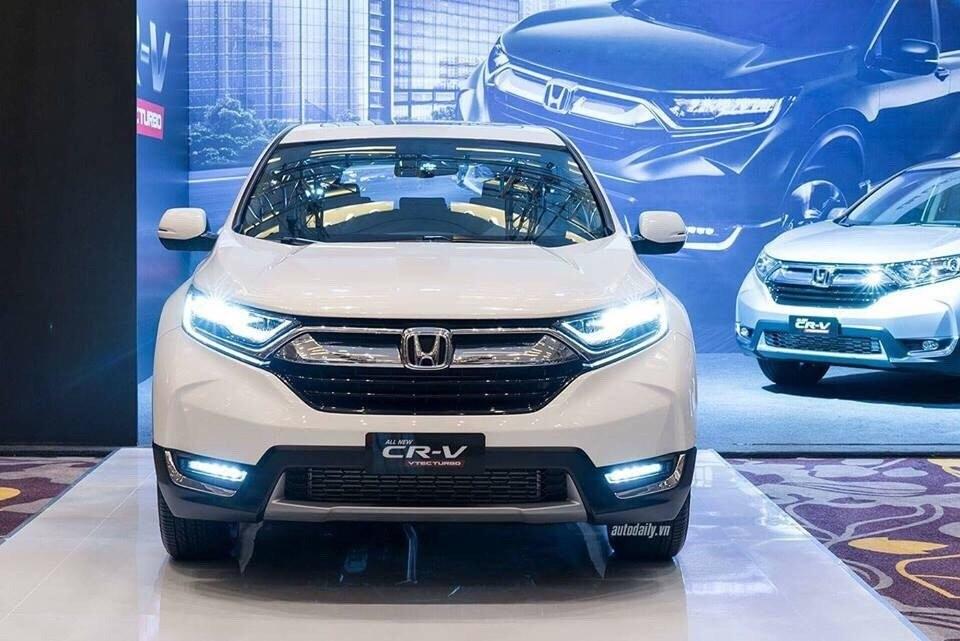 Cần bán Honda CR V L, G, E thế hệ 5, nhập khẩu từ Thái Lan
