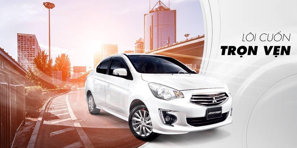 Mitsubishi attrage 2018 lôi cuốn, trọn vẹn