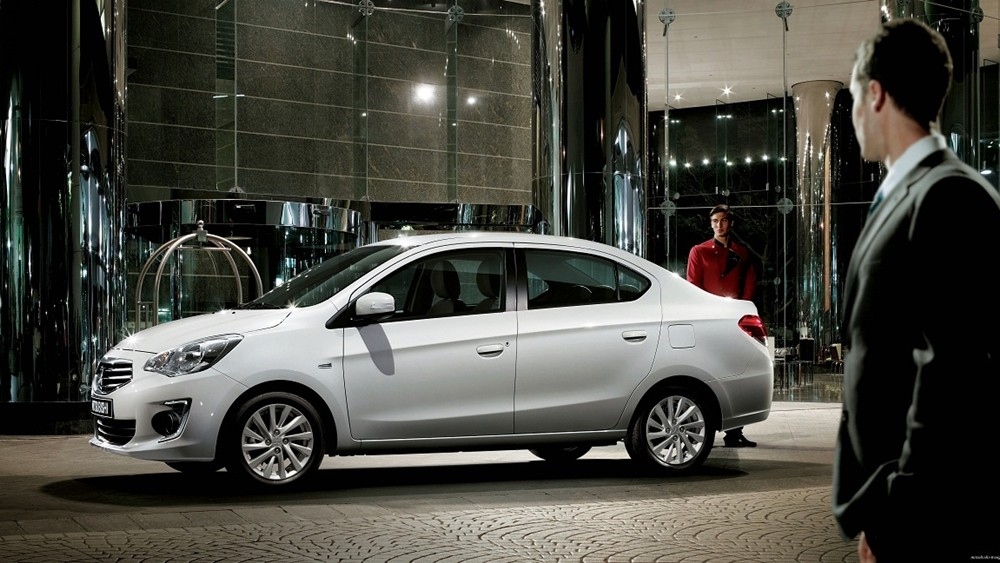 Mitsubishi attrage 2018 sang trọng và đẳng cấp