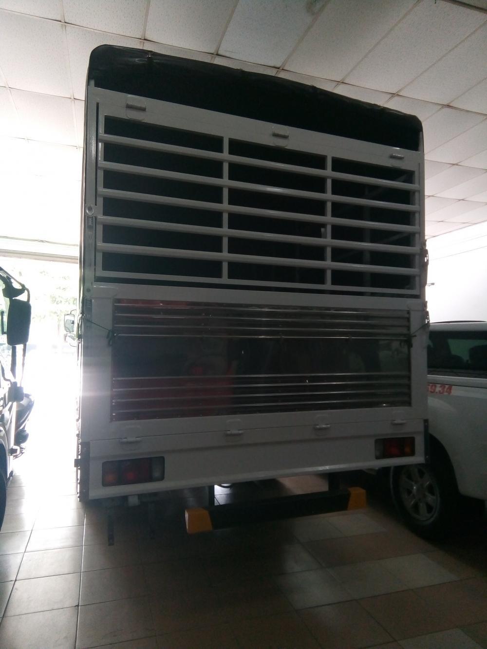 Bán Isuzu 5 tấn, KM máy lạnh, 9 phiếu bảo dưỡng