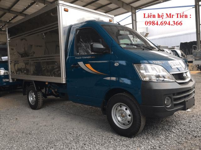 Chuyên cung cấp các dòng xe tải Thaco tải 7 tạ, 9 tạ đầy đủ các loại thùng liên hệ 0984694366, hỗ trợ trả góp