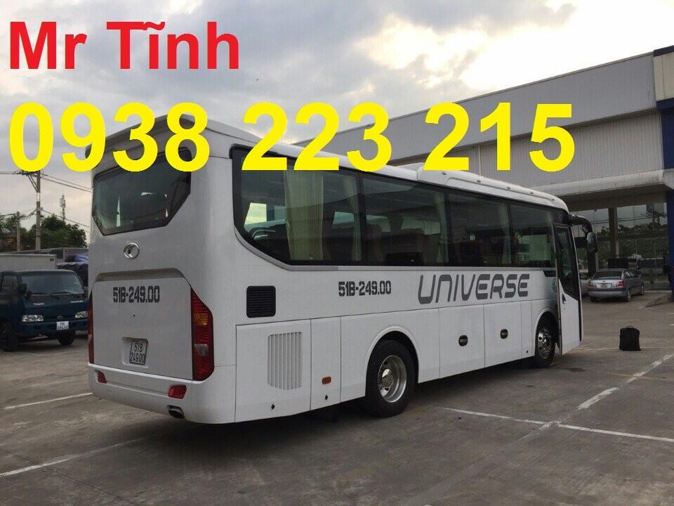 Bán xe Thaco Hyundai tb85 đời 2018, màu đỏ