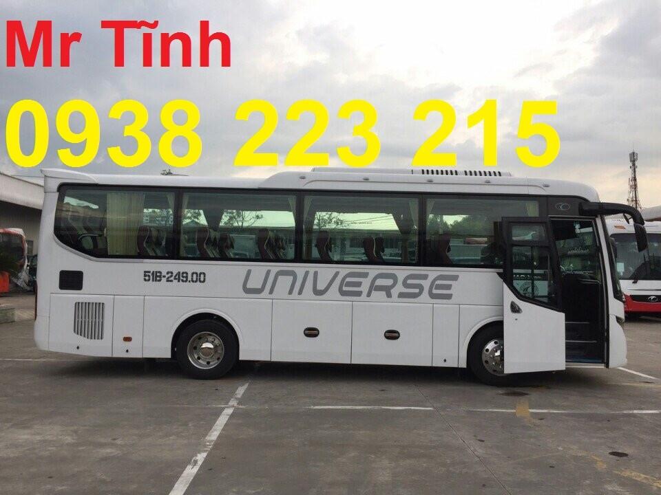Cần bán Thaco Universe đời 2018, nhập khẩu nguyên chiếc