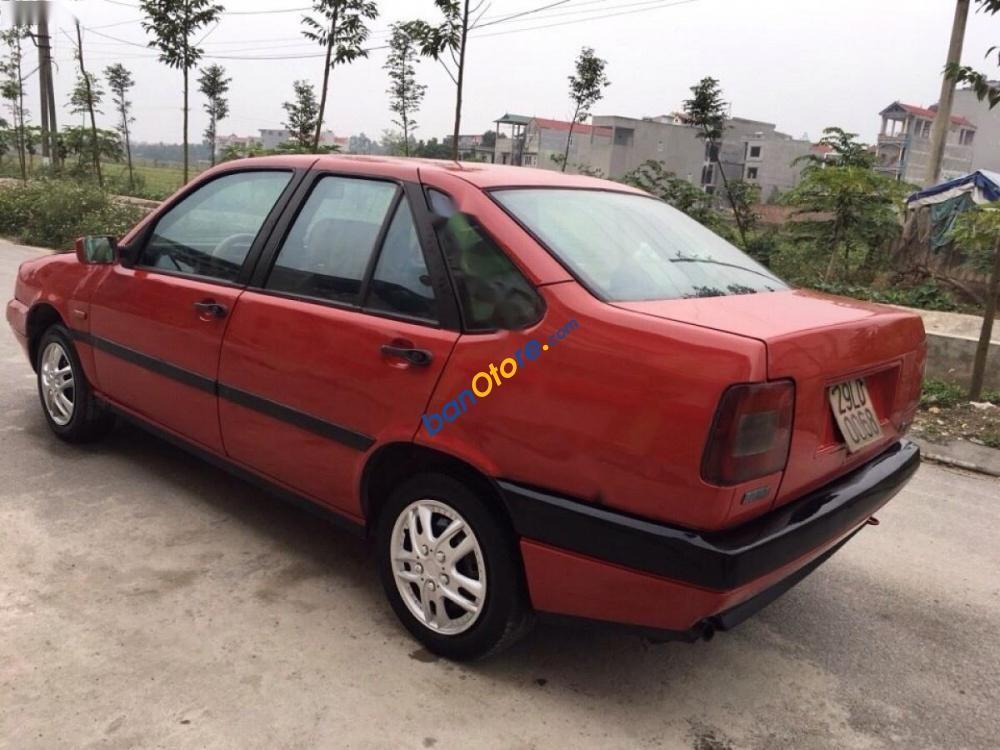 Bán Fiat Tempra đời 1996, màu đỏ, nhập khẩu nguyên chiếc
