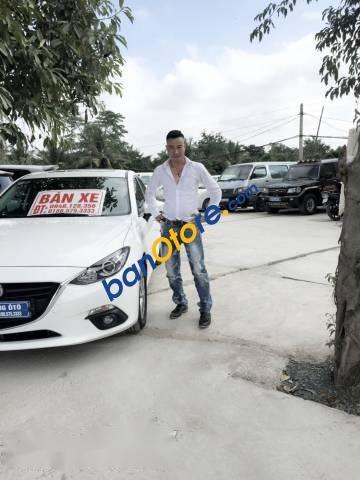 Chính chủ bán xe Chevrolet Spark năm 2009, màu trắng
