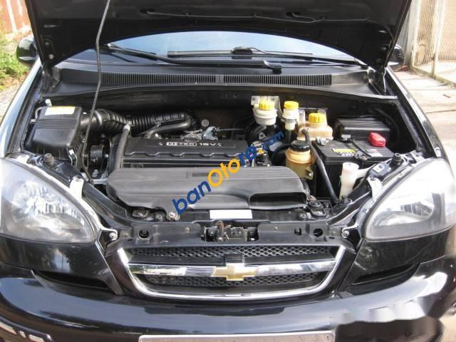 Bán ô tô Chevrolet Vivant đời 2008, màu đen