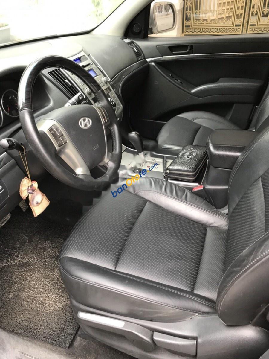 Chính chủ bán xe Hyundai Veracruz SX 2009, màu bạc, nhập khẩu
