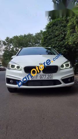 Cần bán xe BMW 2 Series đời 2015, màu trắng
