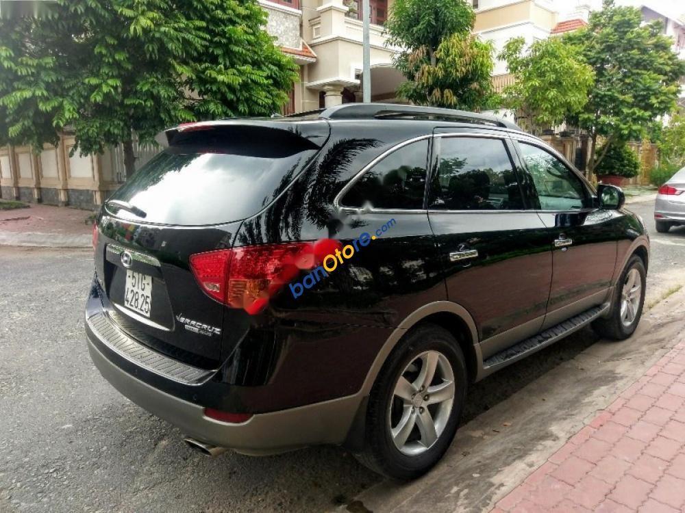 Bán Hyundai Veracruz IX55 Limited 3.8L 2007, màu đen, xe nhập