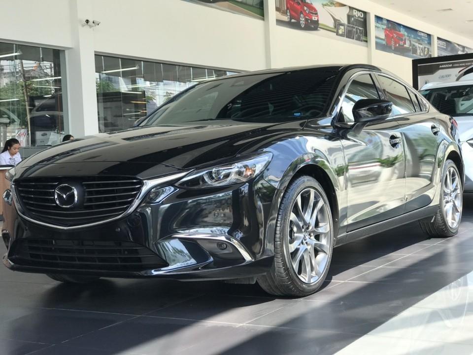 Bán Mazda 6 2.0L Base - Màu đa dạng - Trả trước 270 triệu - Liên hệ: Mr: Toàn: 0936.399.938 Mazda Bình Triệu