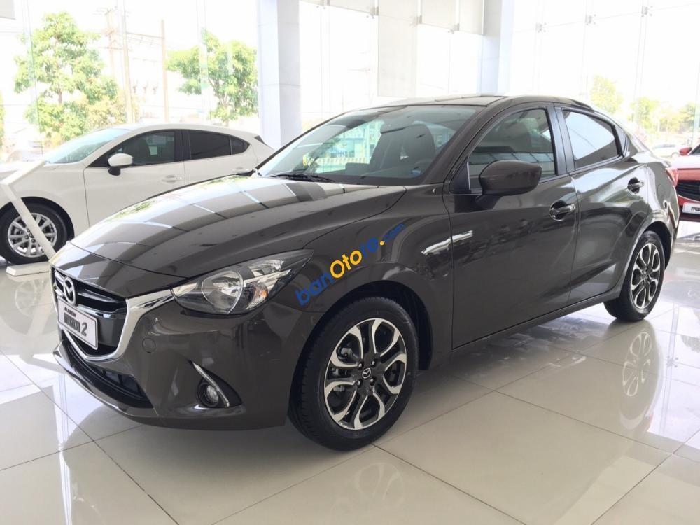 Cần bán Mazda 2 2018, hỗ trợ vay 90% - có xe giao ngay. Liên hệ 0938907088  gặp Toàn Mazda