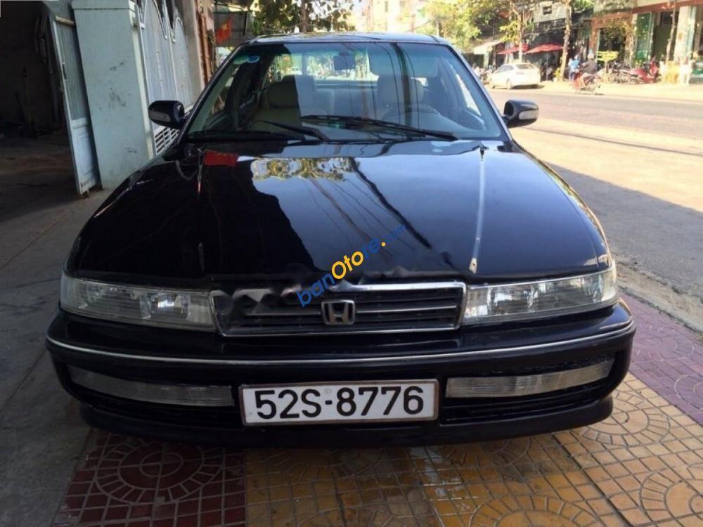 Bán xe Acura MDX đời 1990, màu đen, xe nhập