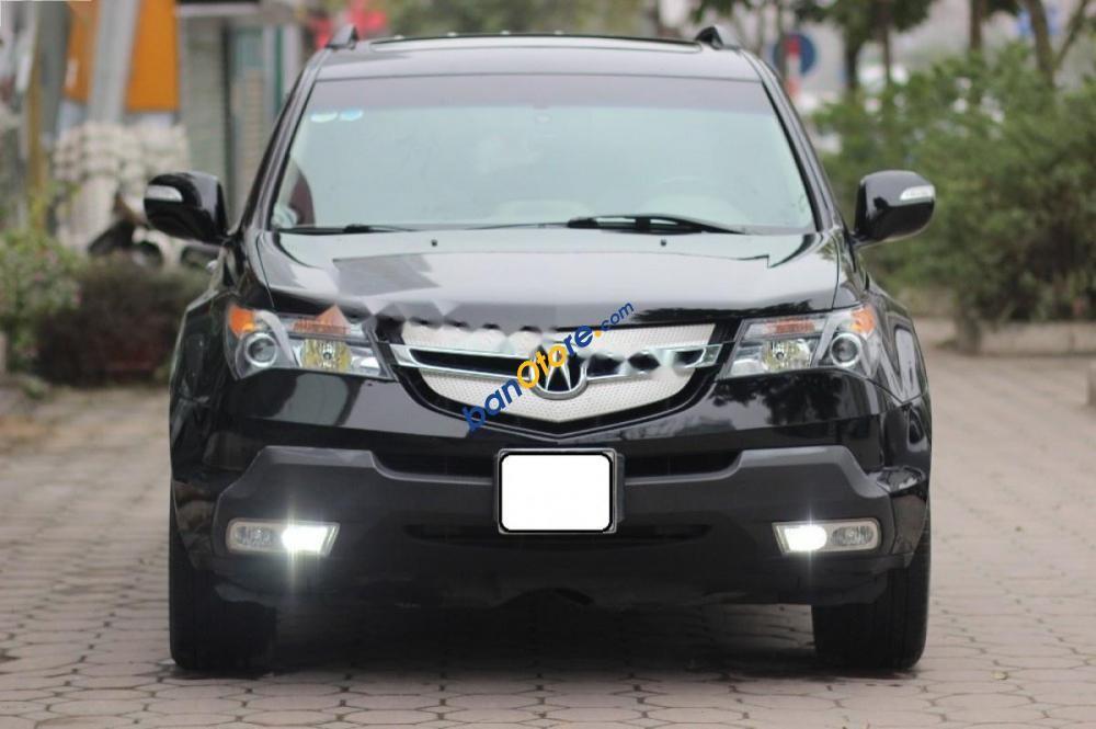 Cần bán lại xe Acura MDX SH-AWD năm sản xuất 2008, màu đen, nhập khẩu, 795tr
