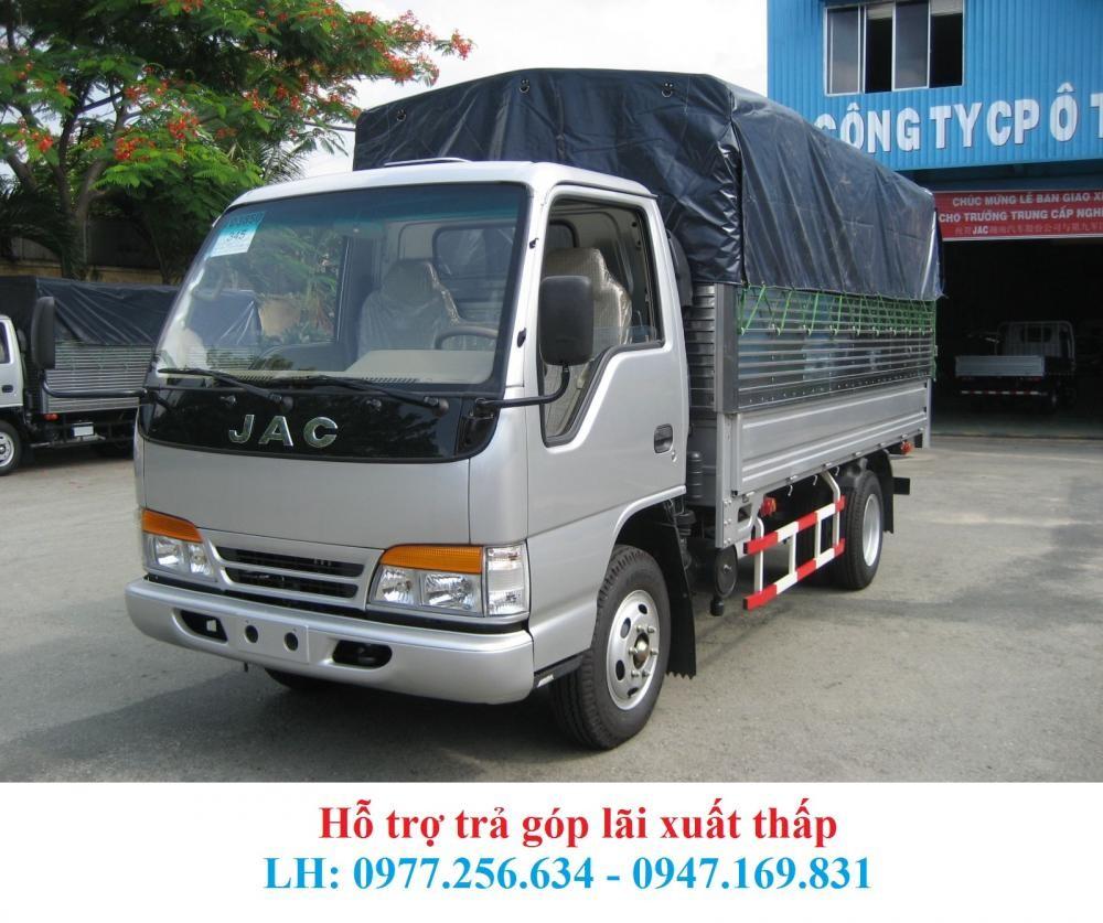 Bán xe tải JAC 2,5 tấn - dưới 5 tấn 2017, 290tr