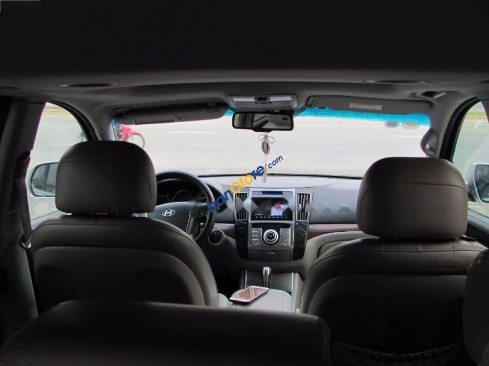 Cần bán lại xe Hyundai Veracruz đời 2008, màu bạc, xe nhập số tự động, giá 695tr