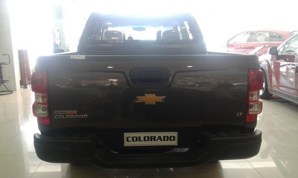 Cần bán Chevrolet Colorado LT đời 2019, màu nâu, 624 triệu
