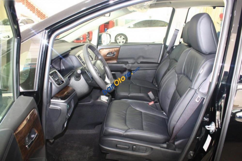 Bán Honda Odyssey 2.4 AT sản xuất 2018, màu đen, nhập khẩu