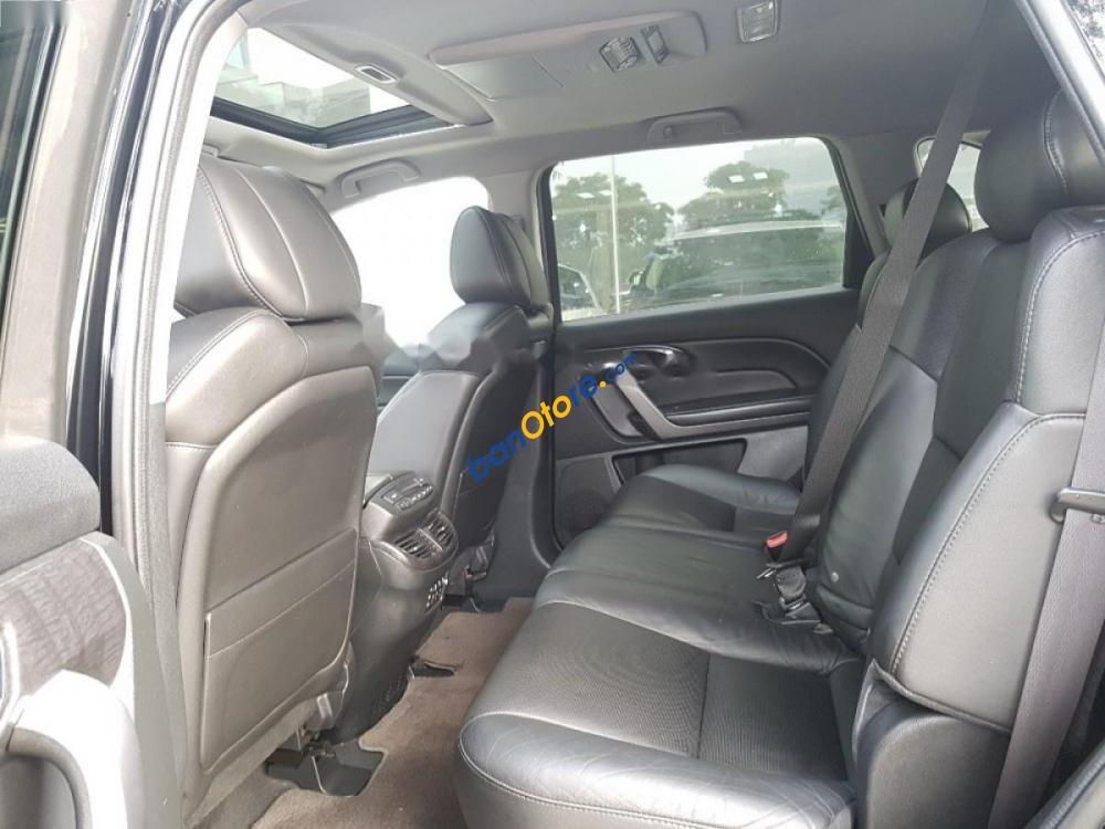 Cần bán lại xe Acura MDX SH-AWD sản xuất 2009, màu đen, nhập khẩu nguyên chiếc chính chủ