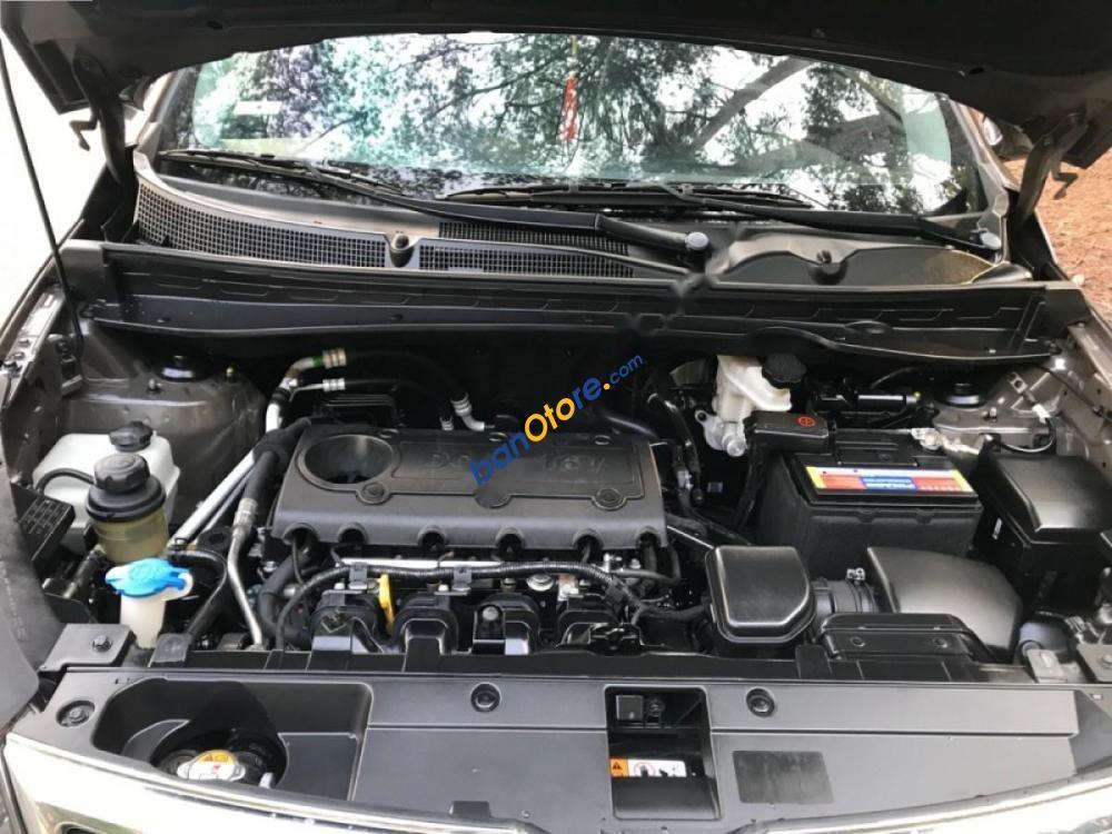 Bán Kia Sportage 2.0 AT đời 2013, màu nâu, xe nhập