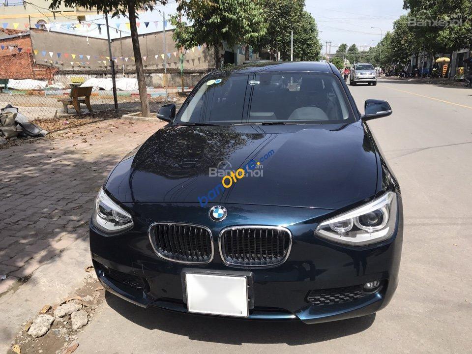 Xe BMW 116i đăng ký lần đầu 2014, nhập khẩu nguyên chiếc, giá 920tr