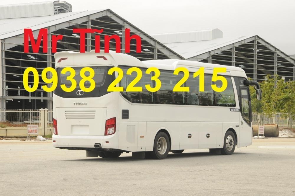 Cần bán Thaco Hyundai Tb85S W200E4 đời 2018, màu trắng, xe nhập