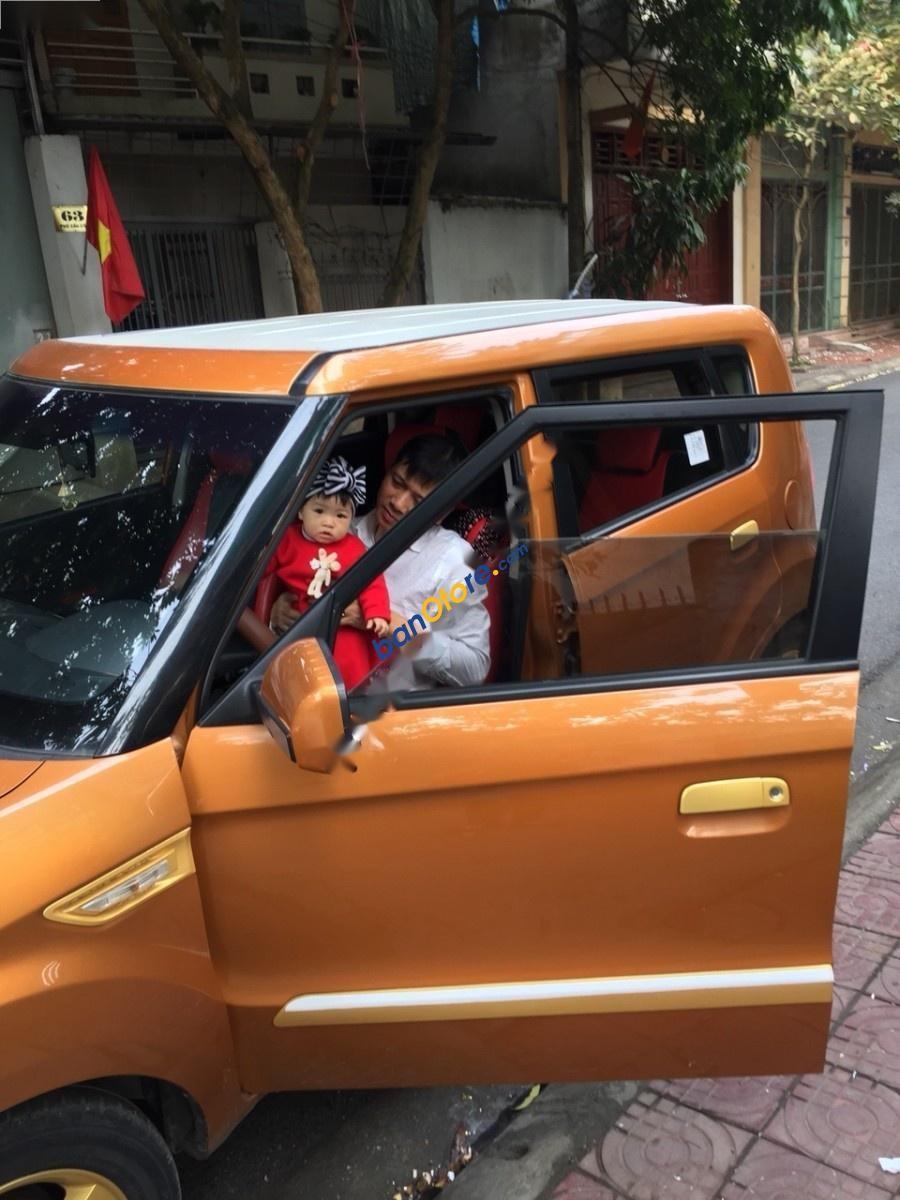 Bán Kia Soul 1.6 AT sản xuất năm 2009, xe nhập