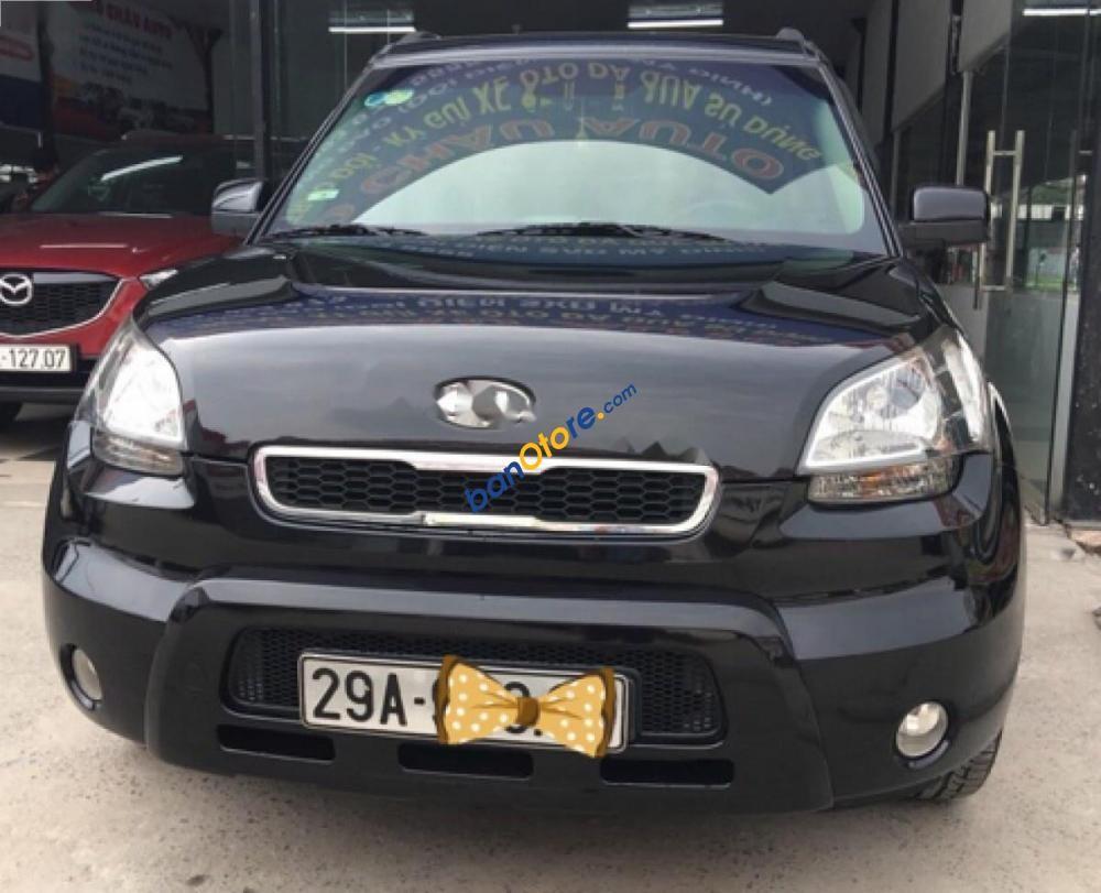 Cần bán xe Kia Soul đời 2009, màu đen, nhập khẩu nguyên chiếc, 368tr