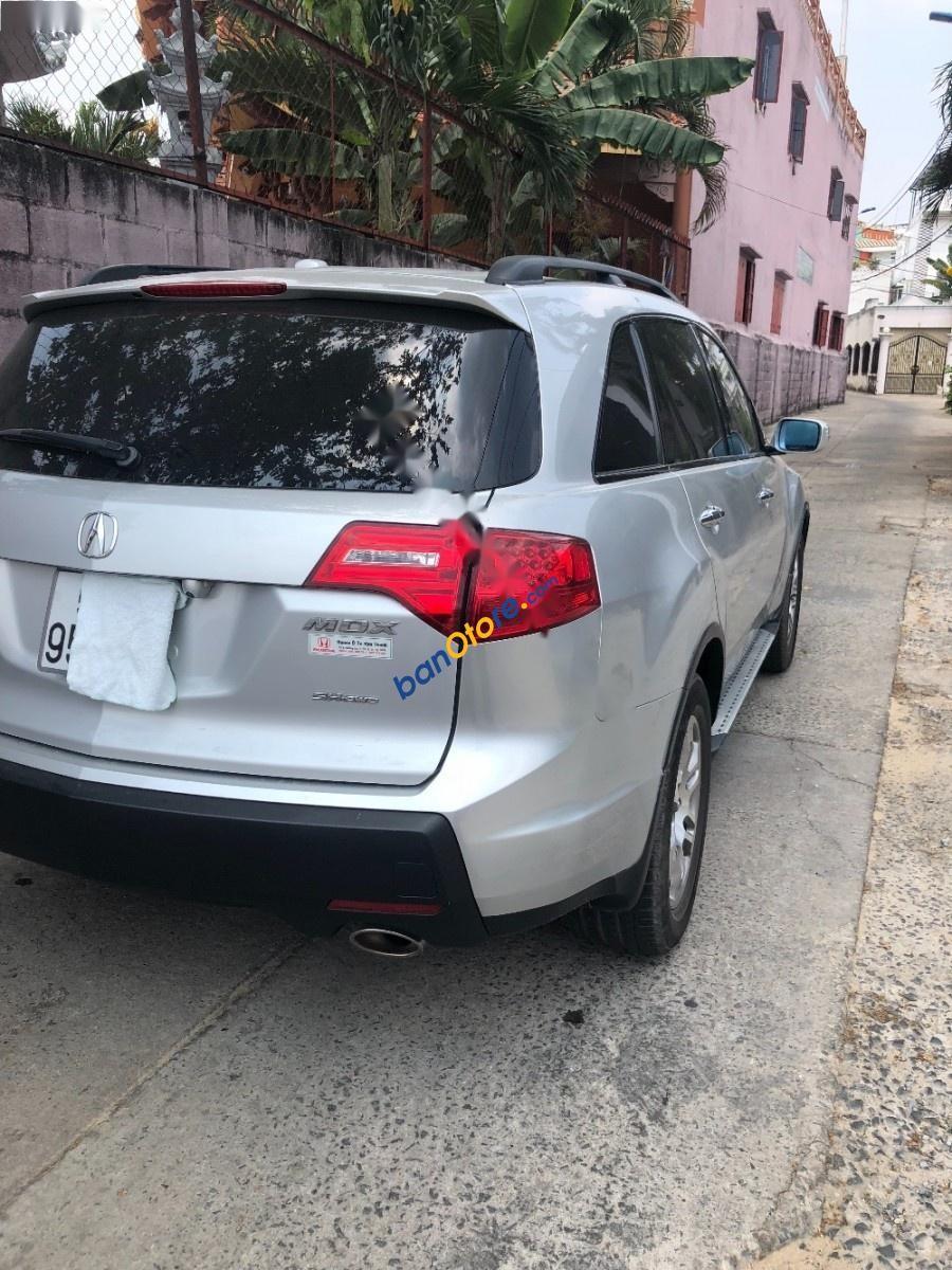 Cần bán lại xe Acura MDX năm 2006, màu bạc, xe nhập còn mới