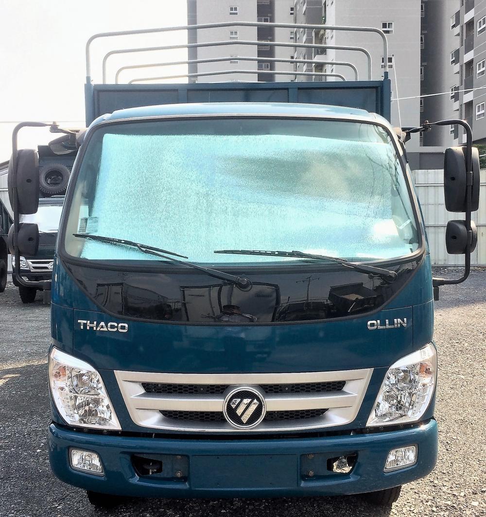 Thaco Ollin 500b tải trọng 4tấn9, bán xe trả góp lãi suất ưu đãi