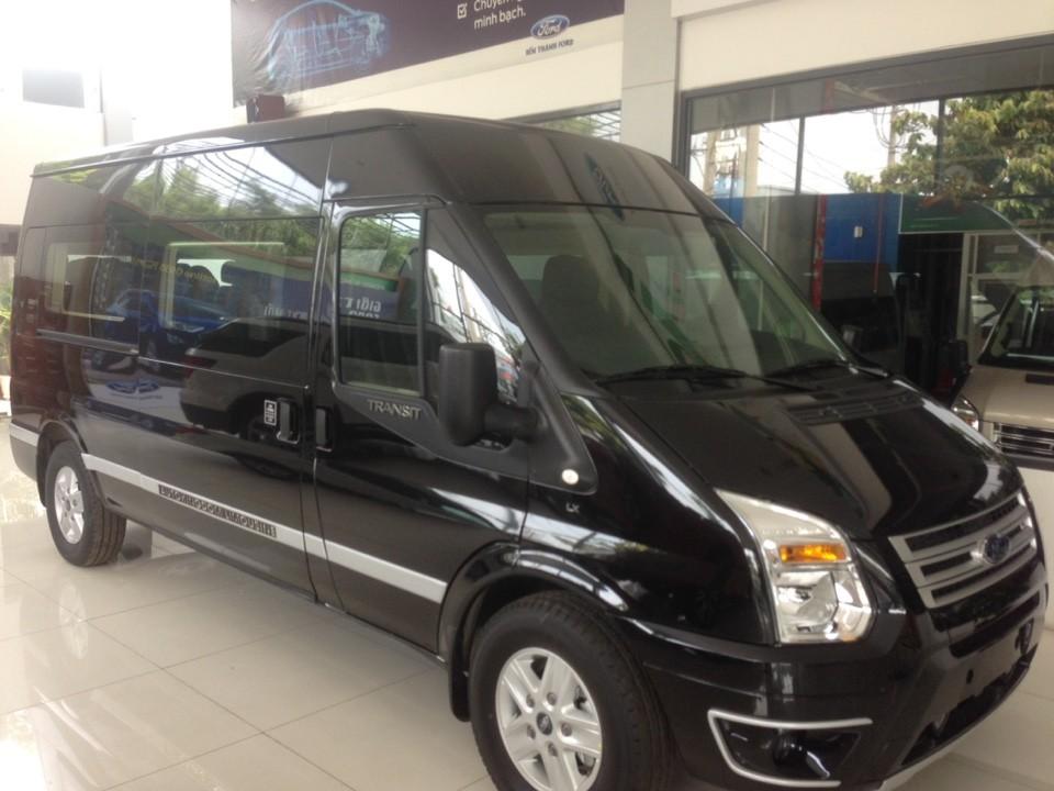 Bán xe Ford Transit MID, SVP, Luxury và Limousine 2019, đủ màu xe và có xe giao ngay, LH: 0918889278