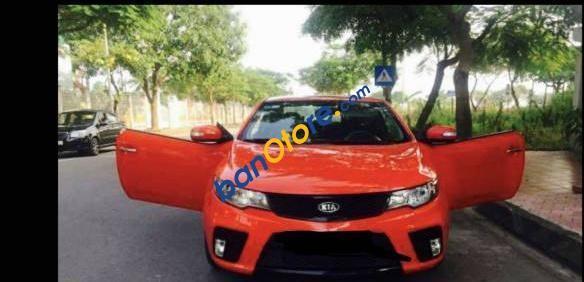 Bán ô tô Kia Forte Koup năm 2011, màu đỏ chính chủ, giá chỉ 460 triệu
